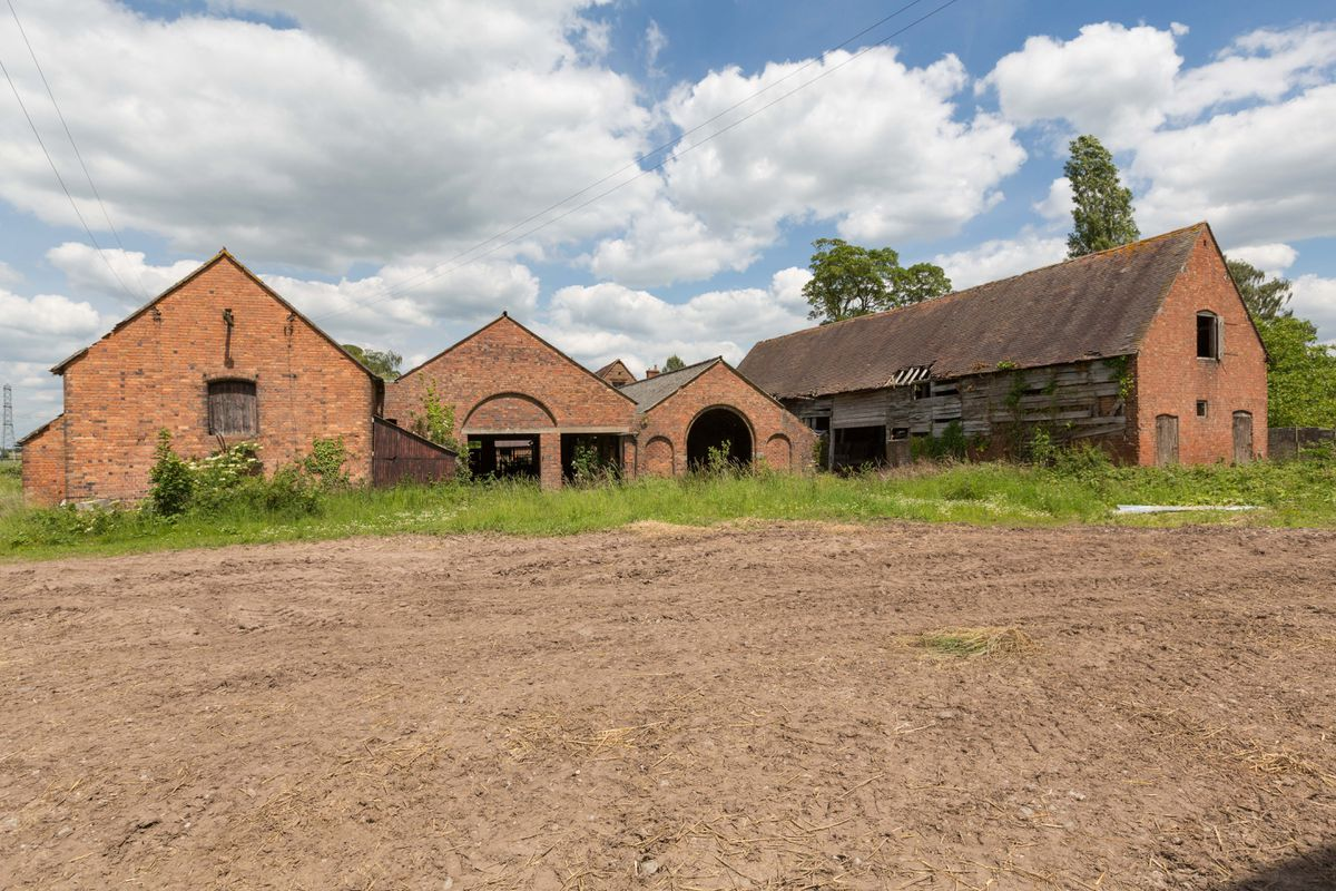 Traditional outbuildings