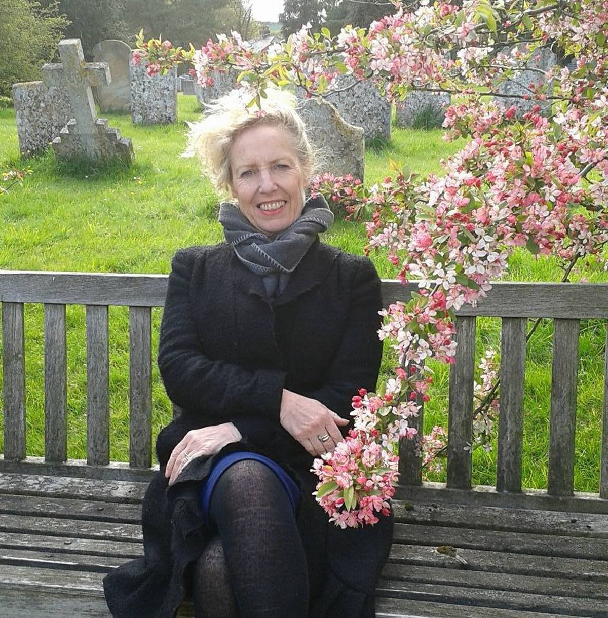 Carole Thorpe-Gunner, who led free art workshops across the county for people with movement disorders, was supported by an Arts Council England project grant