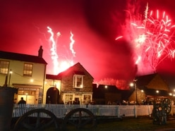 Blists Hill set for annual fireworks display