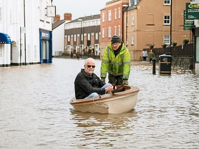 £36 million to end River Severn flooding nightmare