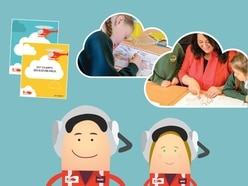 Virtual learning on offer with Midlands Air Ambulance Charity's Sky Champs