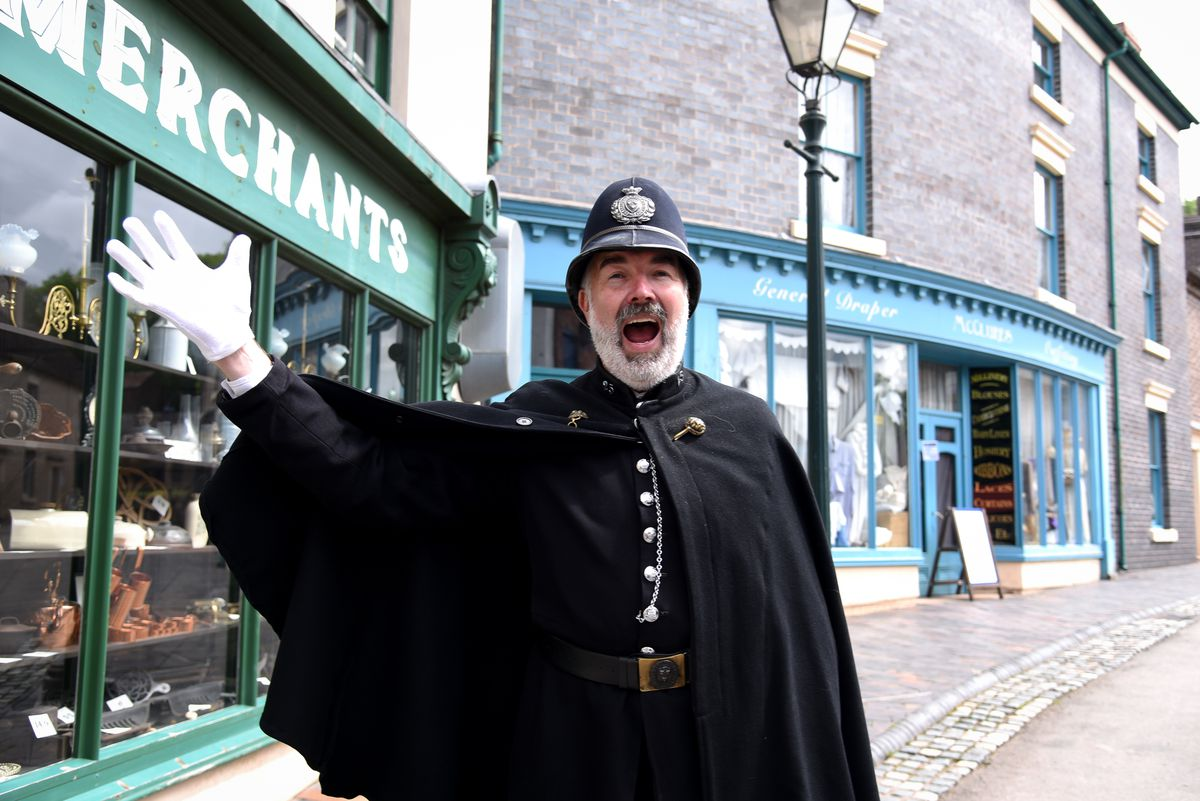 There something to shout about with free tickets up for grabs at Blists Hill.