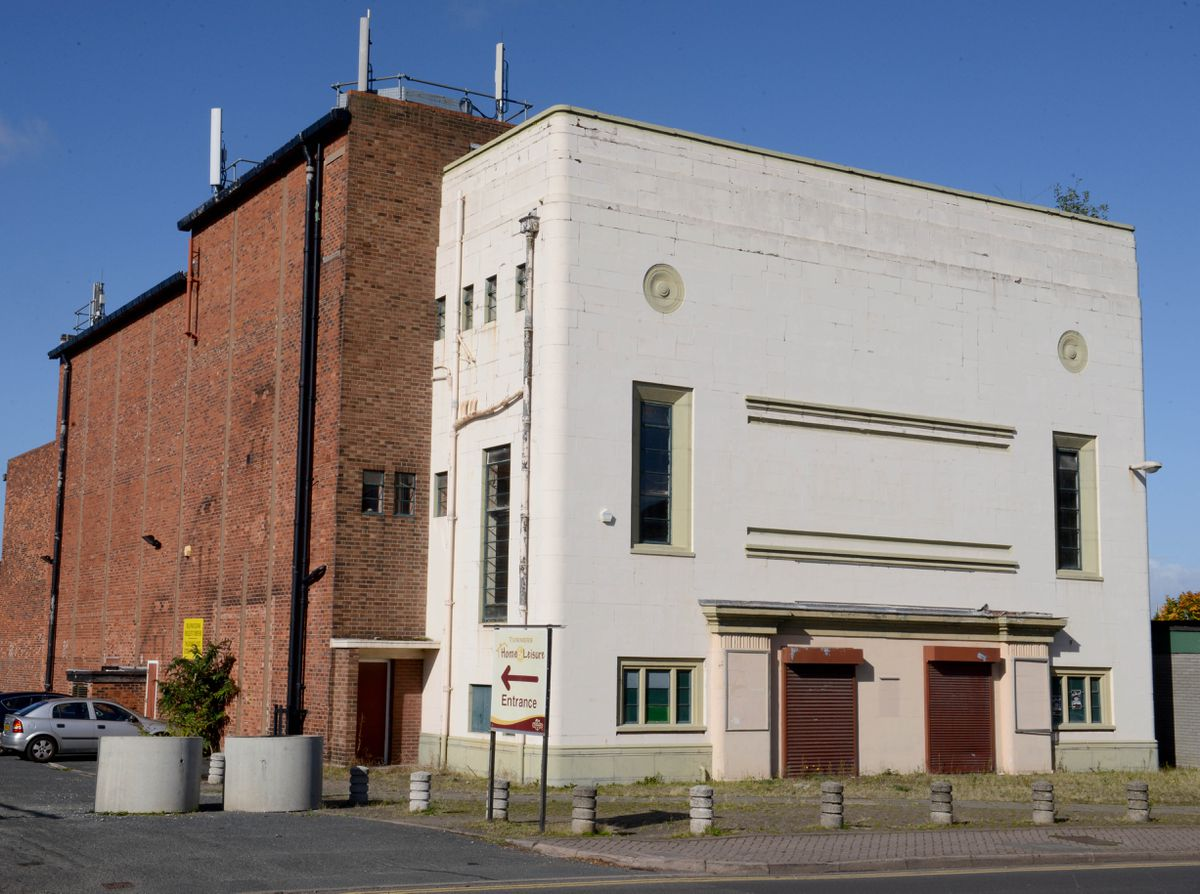 The Clifton Cinema in Wellington