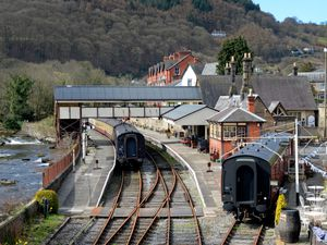 LAST COPYRIGHT EXPRESS&STAR TIM THURSFIELD 25/03/21.Pics for story about Llangollen Railway PLC going into administration...SUE AUSTIN HAS DETAILS...