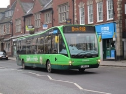 Shrewsbury park and ride reopens for trial ahead of shops reopening
