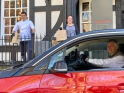 Shrewsbury restaurant launches food delivery venture