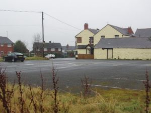 Land next to the Miners Arms