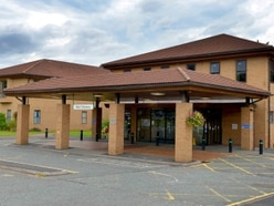 New CT scanner at Telford hospital to 'go live' this December