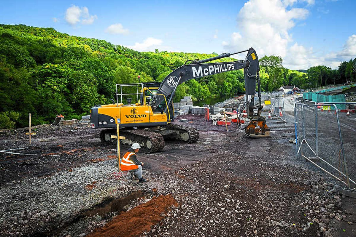 Jackfield lives will soon be Gorge-ous again