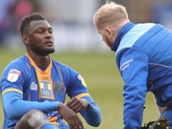 Shrewsbury Town set for early update on Aaron Pierre