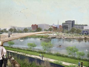Redeveloping Riverside is a priority in the Shrewsbury masterplan