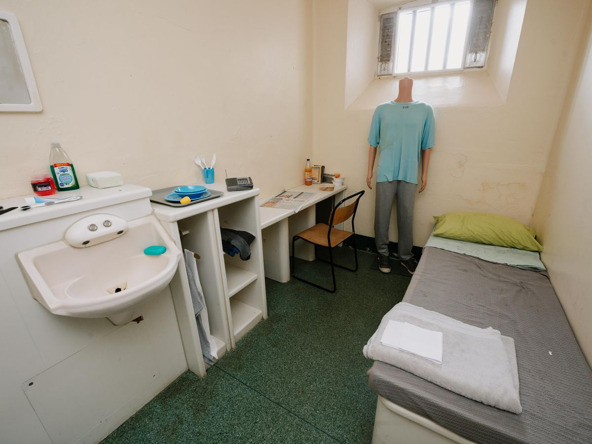 Would you sign your boss up for a night inside Shrewsbury Prison?