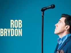 Gavin and Stacey star Rob Brydon coming to Birmingham
