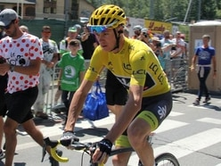 Chris Froome failed urine test at Vuelta