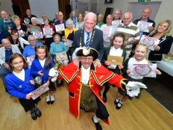 Blooming good news: Market Drayton's gardening competition can go ahead in lockdown, councillors say