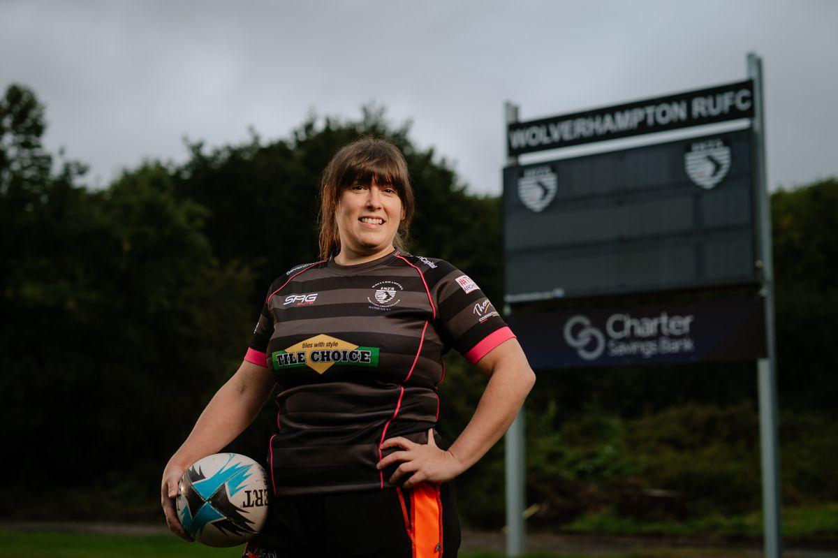 Vice-captain Vicki Benton