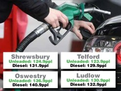 Fuel price rises are 'horrendous', say Shropshire firms