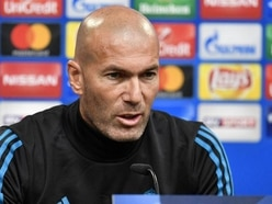 Zinedine Zidane keen to silence Real Madrid critics with win in Dortmund