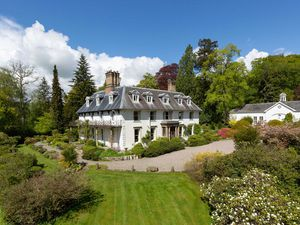 Bodfach Hall is up for sale