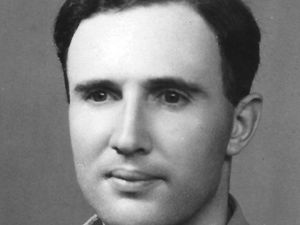 Major John Monro in 1942