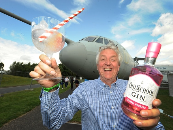 Thousands turn out for RAF Cosford Food Festival - with video and pictures