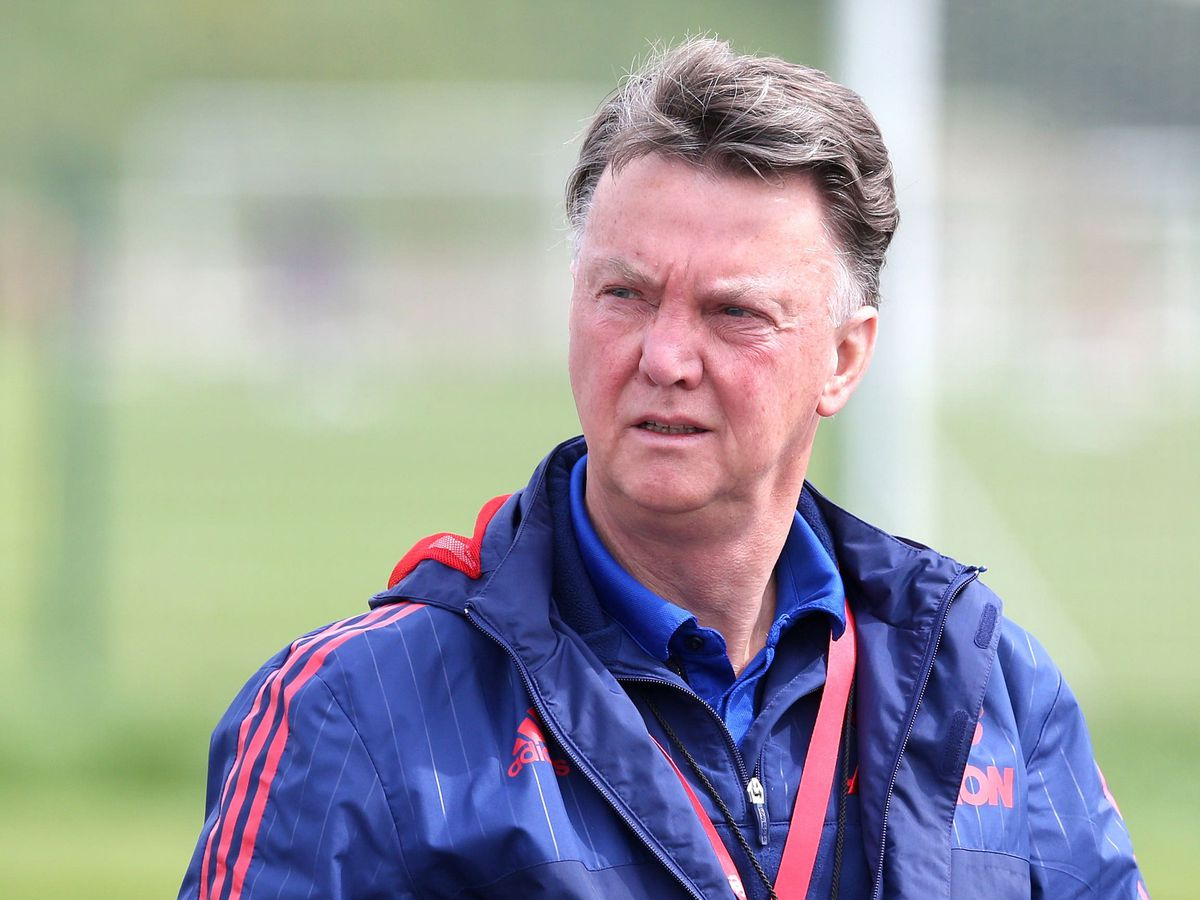 Former Manchester United boss Louis Van Gaal says he is worried that not enough young people are taking sufficient exercise