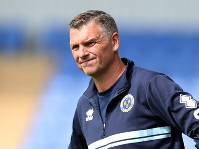John Askey still hunting for a Shrewsbury Town middle man