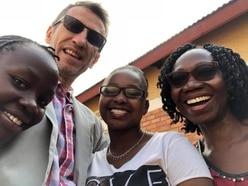 Bridgnorth couple visit South Sudanese orphans on charity trip
