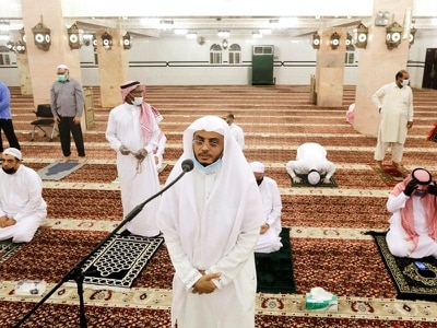 Strict measures in place as mosques reopen across Saudi Arabia