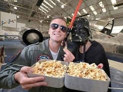 Countdown as RAF Museum Cosford to host film nights again