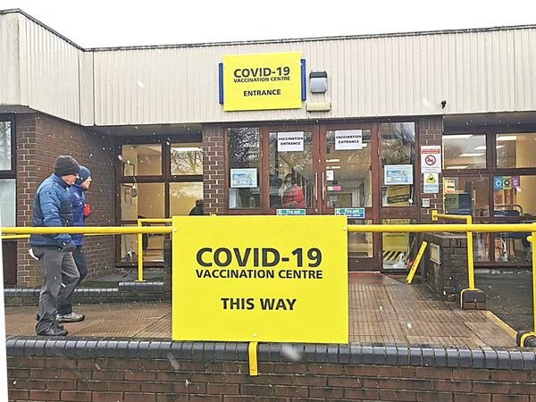 The Covid vaccine hub at Robert Jones and Agnes Hunt Orthopaedic Hospital is expanding to allow more people to get the jab there