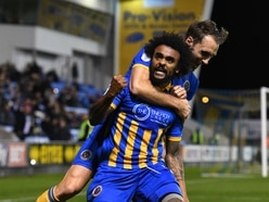 Shrewsbury Town 4 Bristol Rovers 0 - Report and pictures