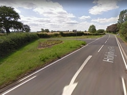 Man airlifted to hospital after two-car crash in Albrighton