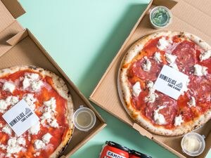 Customers across the country can now get hold of authentic Homeslice pizzas, prepared using specially selected ingredients, and ready for baking at home