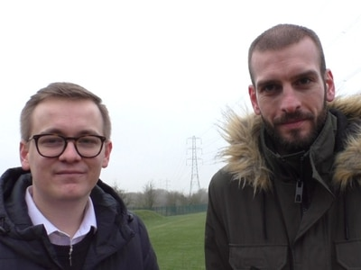 FA Cup: Lewis Cox and Luke Hatfield preview Shrewsbury Town's clash with Liverpool - VIDEO