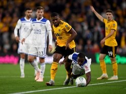 Carabao Cup: Wolves 0 Leicester City 0 (1-3 on pens) – Report and pictures