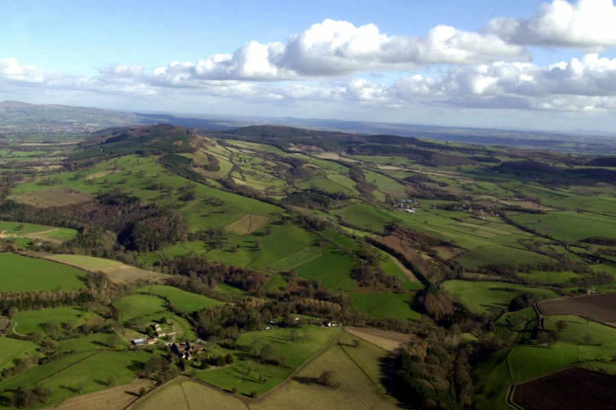 The rolling Shropshire Hills and it's surrounding countryside has been the muse for many writers, poets and playwrites.