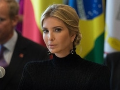Ivanka Trump vows to join PM in 'full-throated call' to fight slavery