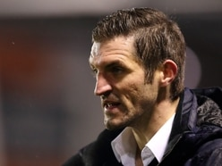 Shrewsbury boss Sam Ricketts left 'bitterly disappointed' despite 'good point' against Posh