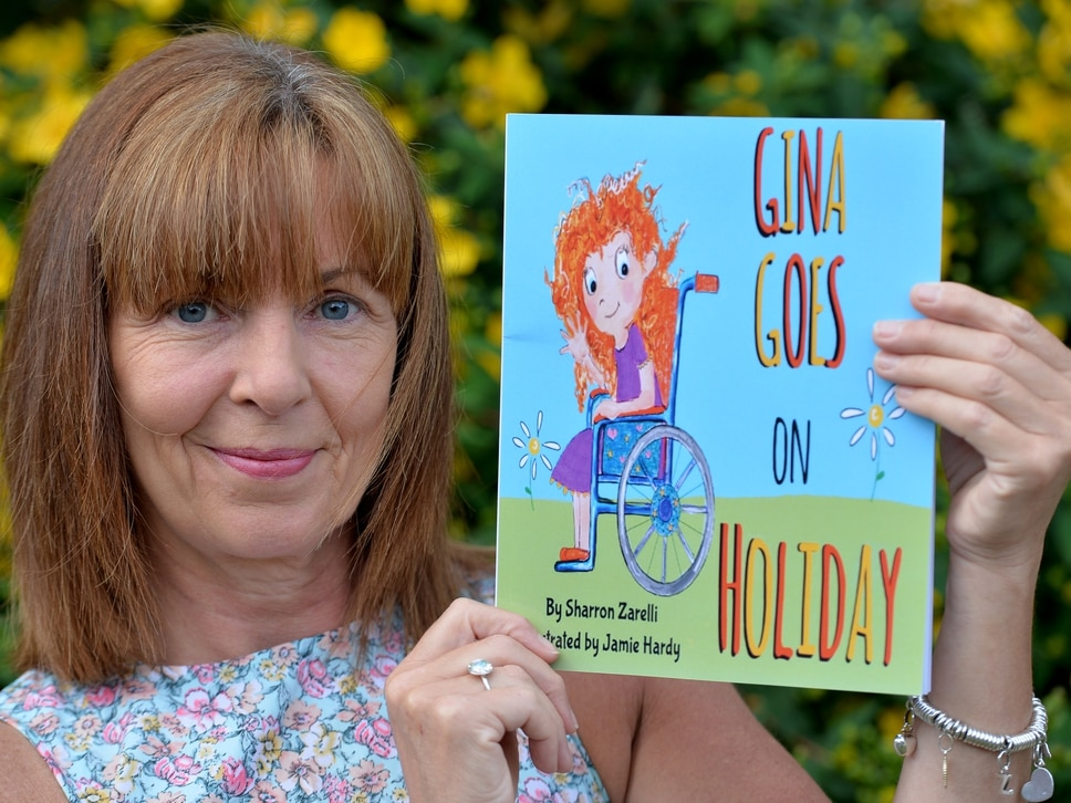 Lasting legacy for a daughter: what it's like to write a children's book