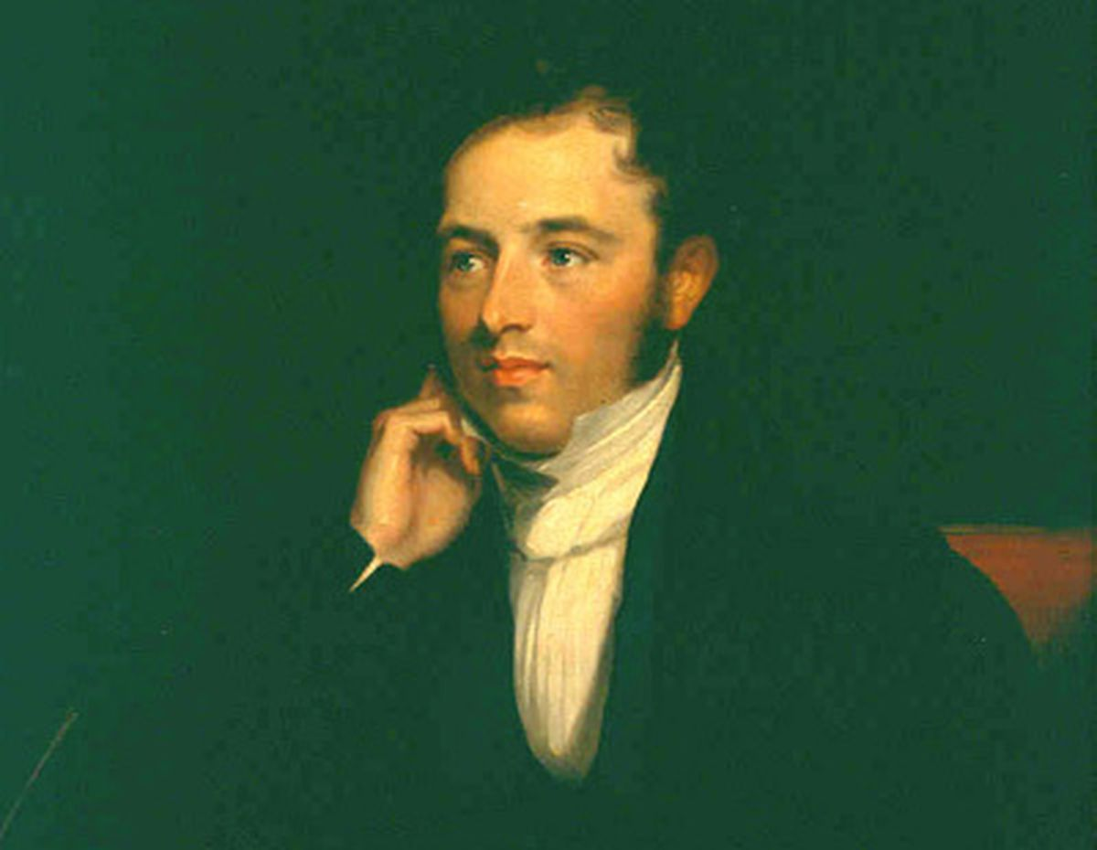 Rowland-Hill in 1836