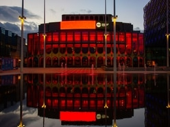 Birmingham REP turns red for national campaign