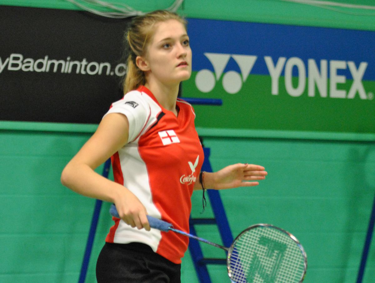 Jess Pugh (Photo: Badminton England)