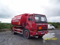 Fuel tanker stolen