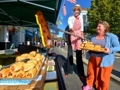 GALLERY: Foodies fill town centre streets for Newport Food Frenzy