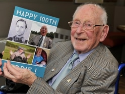 Shropshire Second World War intelligence expert Eddie dies weeks before turning 101