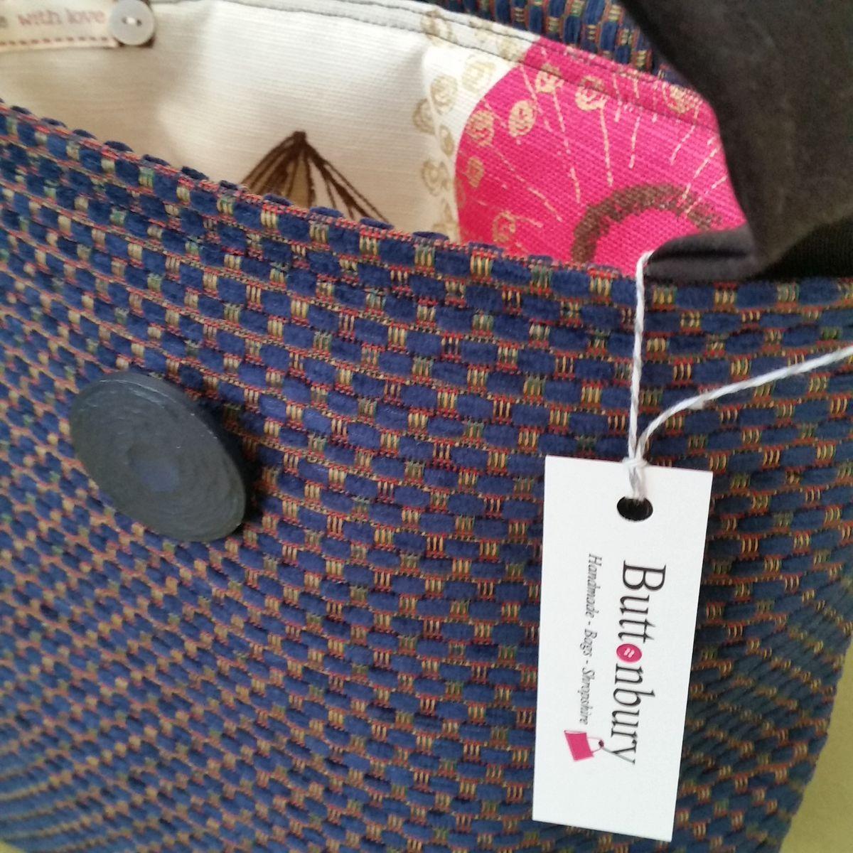 One of Sandra's bags