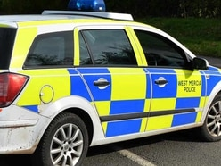 Biker dies after serious crash near Oswestry