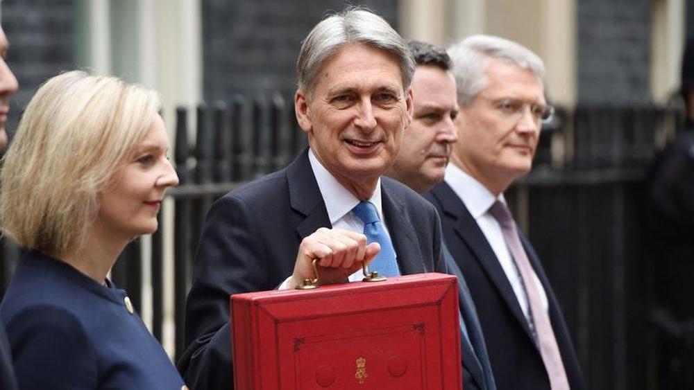 Image result for philip hammond budget