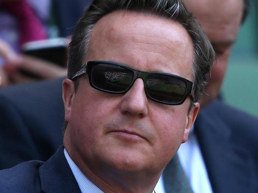 Former UK PM Cameron slams Indian-origin minister Patel in memoirs